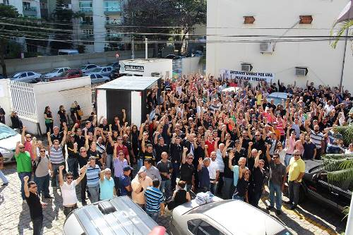 Assembleia Unificada: Policiais Civis se reúnem na Chefatura de Polícia em dia histórico para categoria