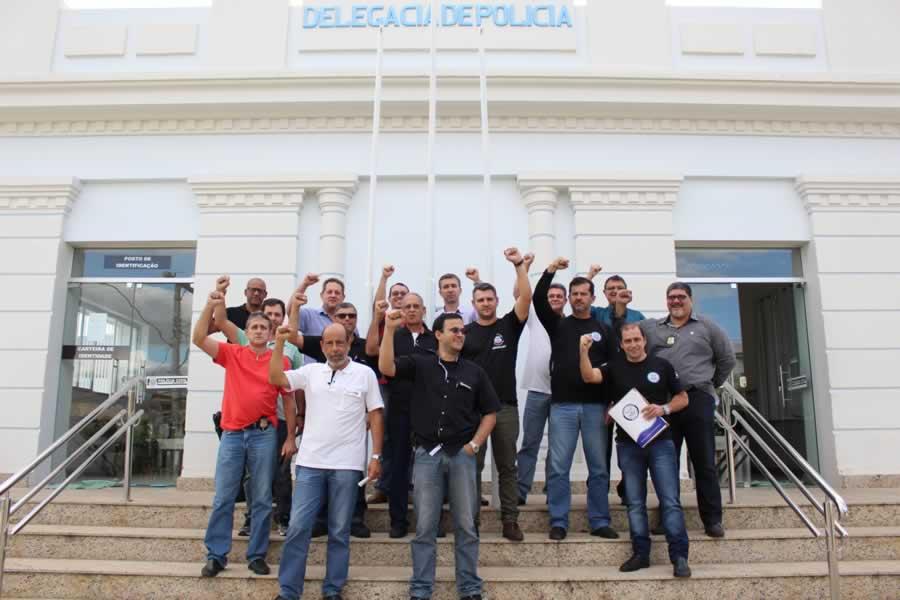 Delegacia Regional de Alegre: Justiça determina retomada do plantão policial