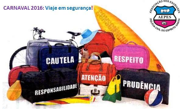 Carnaval 2016: viaje em segurança e garanta um feriado tranquilo para você e sua família