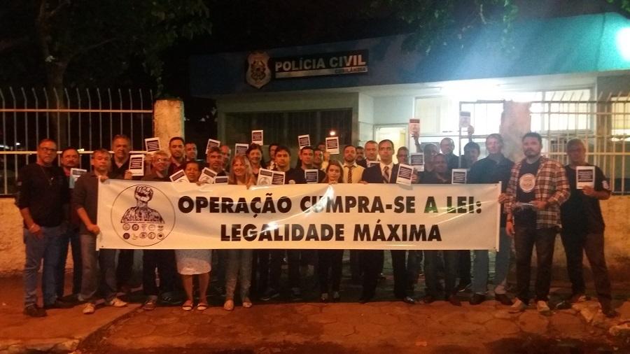 """Operação """"Cumpra-se a Lei"""" – uma cruzada por uma segurança pública de qualidade!"""