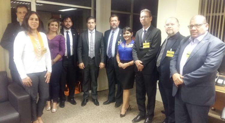 COBRAPOL se reúne com Secretário Nacional de Segurança Pública