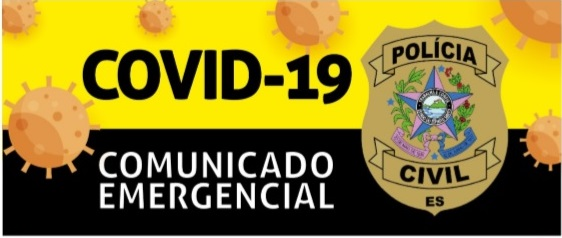 Boletim Interno PCES:  Pandemia decorrente do COVID – 19 (novo Coronavírus)