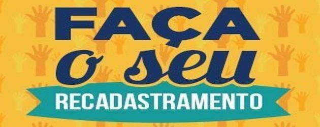 Começa hoje o recadastramento para aposentados e pensionistas do IPAJM