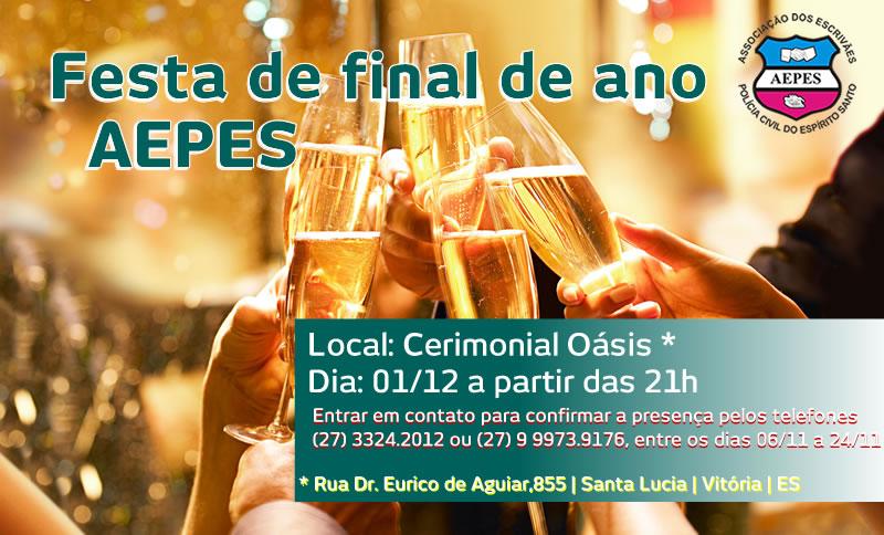 Festa Fim de Ano AEPES