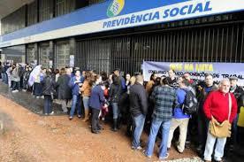 NOTÍCIA: crise da Previdência no Brasil é forjada pelo governo.